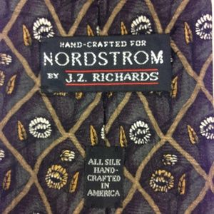 """J.Z. Richards for Nordstrom Accessories - NORDSTROM/JZ RICHARDS Silk Hand-crafted Tie 4""""x59"""""""